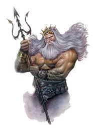 neptunus god tekening - Google zoeken | Poseidon tattoo, Lion sculpture, Art